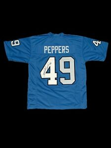 Julius Peppers Signed Jersey JSA