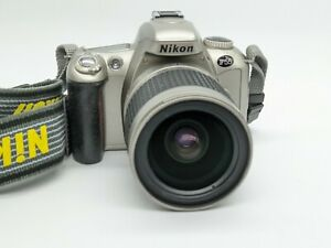 NIKON F55 35 mm SLR + NIKKOR 28 - 100 mm AF 1:3.5-5.6G LENS