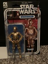 Star Wars ANH 40th Anniv Black Series C-3PO 6?