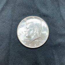 1964 Kennedy Half Dollar 90% Silver Almost Uncirculated