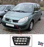 Nuevo Renault Scenic 03-09 Rejilla Parachoques Delantero Superior