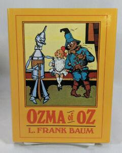 Ozma of Oz by L. Frank Baum (1989, Hardcover) - Books of Wonder