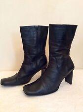 Zip Slim NEXT 100% Leather Upper Boots for Women