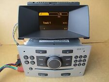 Vauxhall Zafira B Astra H CD30 radio CD estéreo reproductor de MP3 + pantalla 13255554 GID