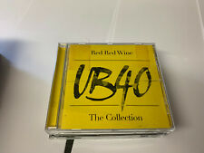 UB40 : Red Red Wine: The Collection CD (2014) NRMINT/EX 600753521335