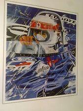 Jackie Stewart by Eric-Jan Kremer