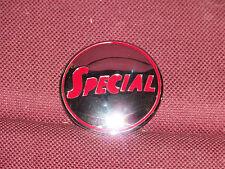49 BUICK SPECIAL FRONT BUMPER EMBLEM NEW 1949 BADGE PLATE DISC