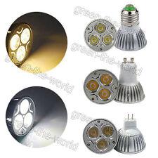 10x 5W 9W 12W 15W GU10 MR16 LED Light Lamp Epistar Downlight Spotlight Bulb