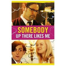 Somebody Up There Likes Me DVD 2013 NEW