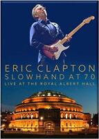 Eric Clapton - Slowhand At 70: Live At The Royal Albert Hall (NEW DVD+2CD)