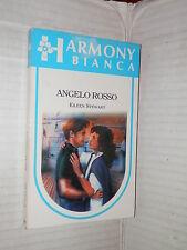 ANGELO ROSSO Eileen Stewart Harlequin Mondadori 1991 harmony bianca 399 romanzo