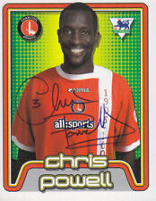 Merlin - Premier League 2004-2005 - Chris Powell - Charlton Athletic - # 156