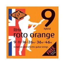 Pièces et accessoires guitares électriques orange pour guitare et basse
