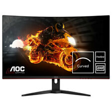 AOC CQ32G1 - 80 cm (31,5 Zoll), LED, Curved, VA-Panel, AMD FreeSync, 144 Hz,