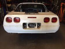 Chevrolet Chevy Corvette rear bumper 1984-96