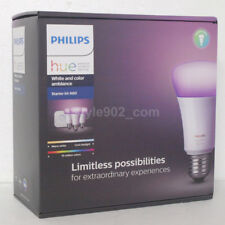 Original Philips Hue 3.0 Starter Kit A60 ( Hue Bridge + 3 Light ) set