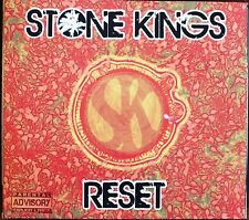 STONE KINGS. RESET CD. NEW. UK DISPATCH
