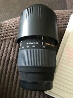 SIGMA AF 70-300mm f/4-5.6 APO DG Macro Lens For Sigma  (Doesn't fit Canon,Nikon)