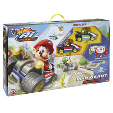 Hot Wheels Ai Starter Set Mario Kart Edition Track Set NEW
