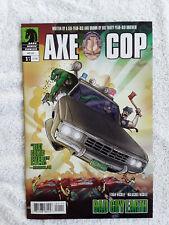 2011 (Dark Horse) Axe Cop: Bad Guy Earth  #1  VF+