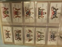 Arms of Companies (1913) Wills Cigarette Cards - Buy 2 & save