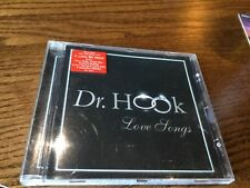 DR HOOK - LOVE SONGS - GREATEST HITS CD - A LITTLE BIT MORE / SEXY EYES +