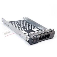 """3.5"""" Festplatten Rahmen Tray Caddy f Dell 0F238F 0KG1CH R410 R415 R510 R515 R330"""
