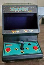 1982 ZAXXON COLECO Mini Arcade Game,Tabletop