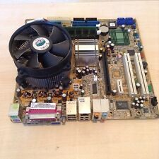 Desktop PC ASUS P5LD2-TVM SE/S Socket 775 Motherboard And Intel CPU