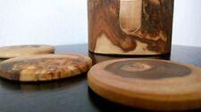 Handmade Country Round Coasters