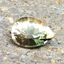 SEAFOAM GREEN OREGON SUNSTONE 1.76Ct FLAWLESS-FROM PANA MINE-FOR TOP JEWELRY!