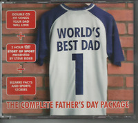 World's Best Dad - The Ultimate Gift For Dad  2 × CD, Compilation sealed