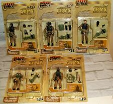 1/18 BBI Elite Force U.S Army Special Forces Ops Action Figures Soldier set of 5