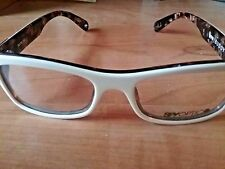 Spy Optics + BUDDY Rx glasses White w Torte Frames Inc Clamshell n Pouch New