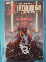 Avengers Disassembled Iron Man Marvel Graphic Novel