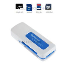 USB 2.0 Mulit Memory Card Reader Adapter For Micro SD TF SDHC
