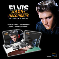 """Elvis Presley : Radio Records: The Complete '56 Sessions VINYL Limited  12"""""""