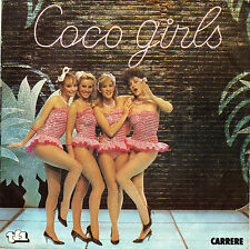 LES COCO GIRLS COCO GIRL / INSTRUMENTAL FRENCH 45 SINGLE