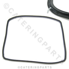 SMEG 754131883 CONVECTION OVEN DOOR GASKET SEAL WITH CLIPS FOR ALFA 450mm 330mm