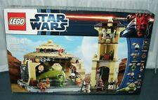 Lego Star Wars Jabba's Palace (9516) nuevo sin abrir