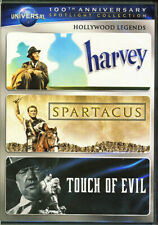 HARVEY / SPARTACUS / TOUCH OF EVIL (HOLLYWOOD LEGENDS) (UNIVERSAL S 100TH  (DVD)