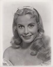 Jean Wallace (Pressefoto '50er)