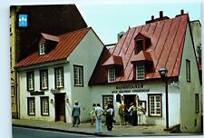 Quebec Canada The Jacquet House La Maison Jacquet 4x6 Postcard A41