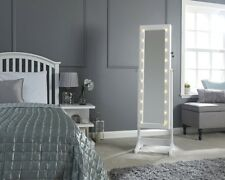 Multi-Functional Hollywood LED Jewellery Storage Full-Length Dressing Mirror
