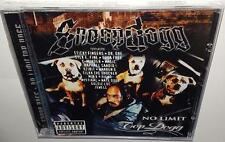 SNOOP DOGG NO LIMIT TOP DOGG (1999) BRAND NEW SEALED CD DR DRE NATE DOGG XZIBIT