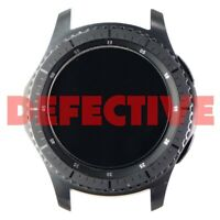 DEFECTIVE Samsung Gear S3 Frontier 46mm Watch - Gray/Large (Verizon)
