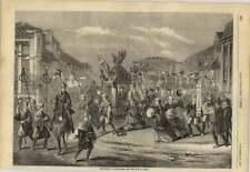 1858 l'ingresso di Lord Elgin nella città di Jeddo