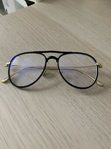 Tom Ford Blue Block Pilot Optical Computer Glasses