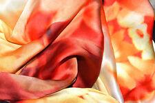Mehrfarbige Damenblusen, - tops & -shirts mit Flügelärmeln-Blusen