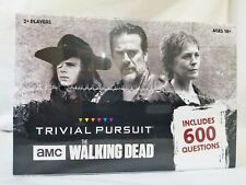 The Walking Dead AMC Edition Trivial Pursuit Game